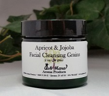 Apricot and Jojoba Cleansing Grains