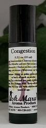 Congestion Roll On Essential Oil Blend