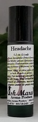 Headache Roll On Essential Oil Blend