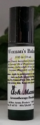 Womans Balance Roll On Essential Oil Blend